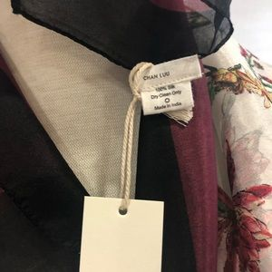 Chan Luu Accessories - Chan LUU 100% Silk Scarf